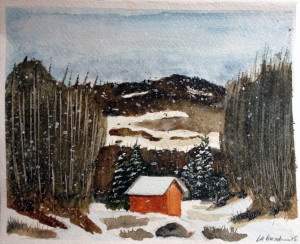 Guzda-Watercolor
